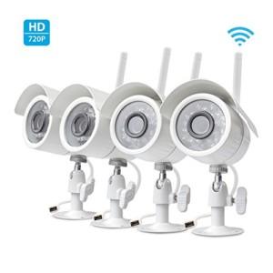 Zmodo Zp-ibt15-s 720p Hd Ip Network Bullet Camera – Top